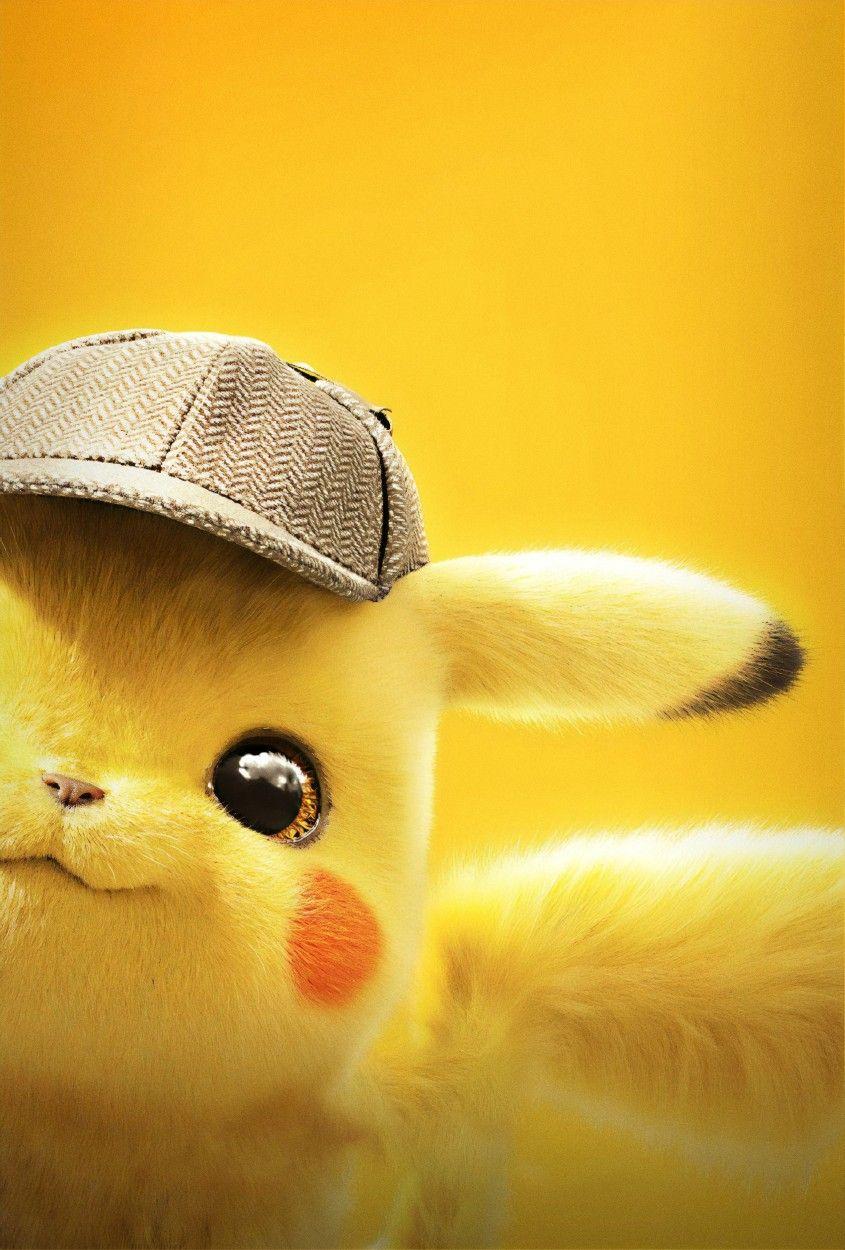 Pokemon Detective Pikachu 3377x5000 15mb Pikachu Wallpaper