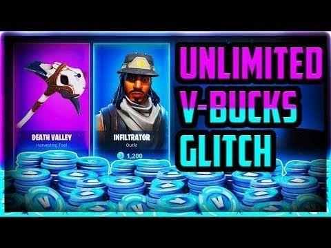 By using our unique Fortnite V Bucks Hack Glitch Generator ...
