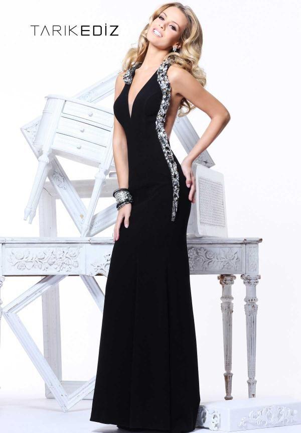 2012-Prom-Dress-Tarik-Ediz-92153---FARAH | Chic Dreams | Pinterest ...