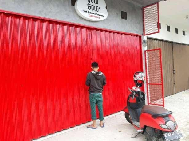 tukang Folding Gate murah jakarta selatan   Rumah Rolling Door ...