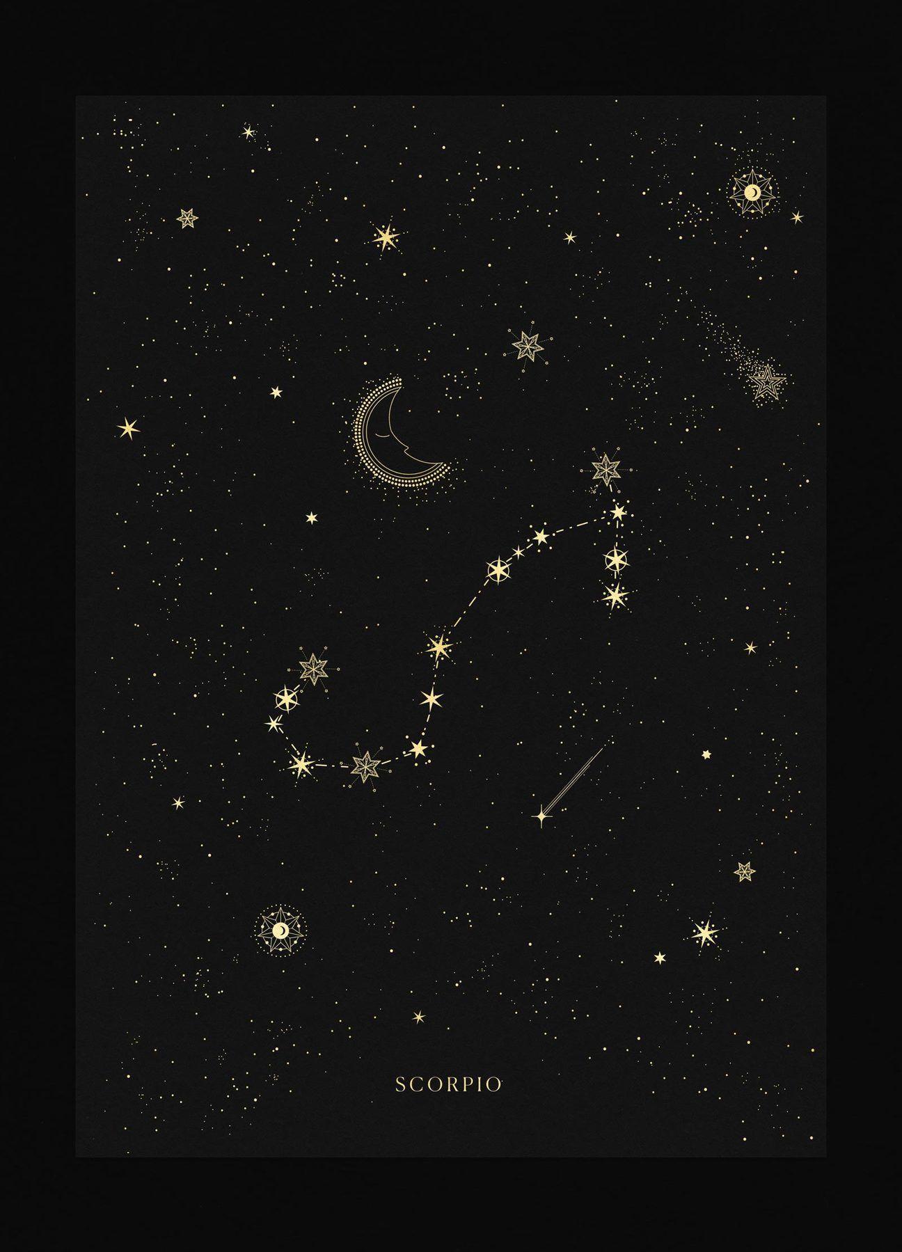 Scorpio Constellation Zodiac In 2019 Cancer