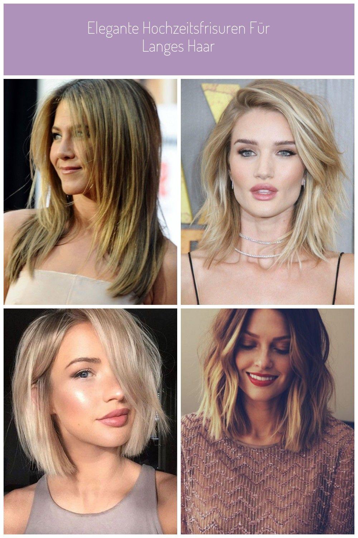 Stufen Frisuren für schulterlanges Haar 2021 #frisuren # ...