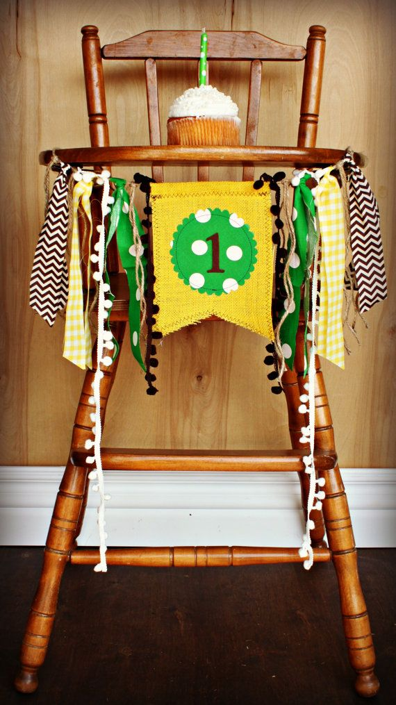age for high chair exercise ball as office calories burned tractor farmer birthday highchair banner party photo prop john deere inpired by rawedgesewingco 24 95