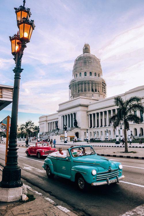 My City Travel Guide: Havana, Cuba — Helena Bradbury