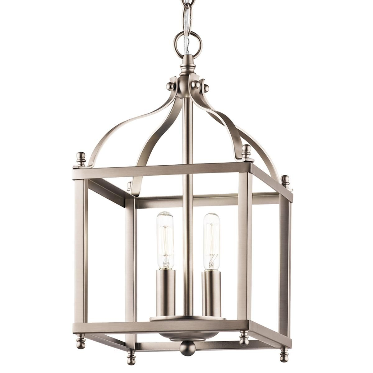Arched silhouette pendant light foyers island pendants for Over island light fixtures