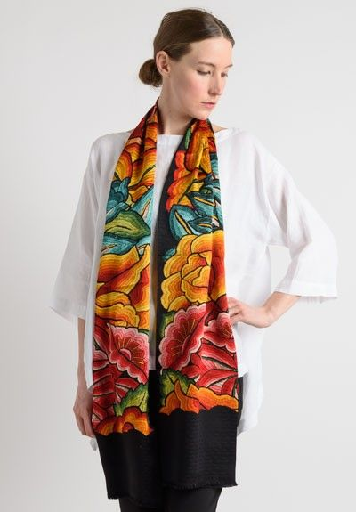 Pineda Covalin Scarf | Scarves | Pinterest | Mexicans ...