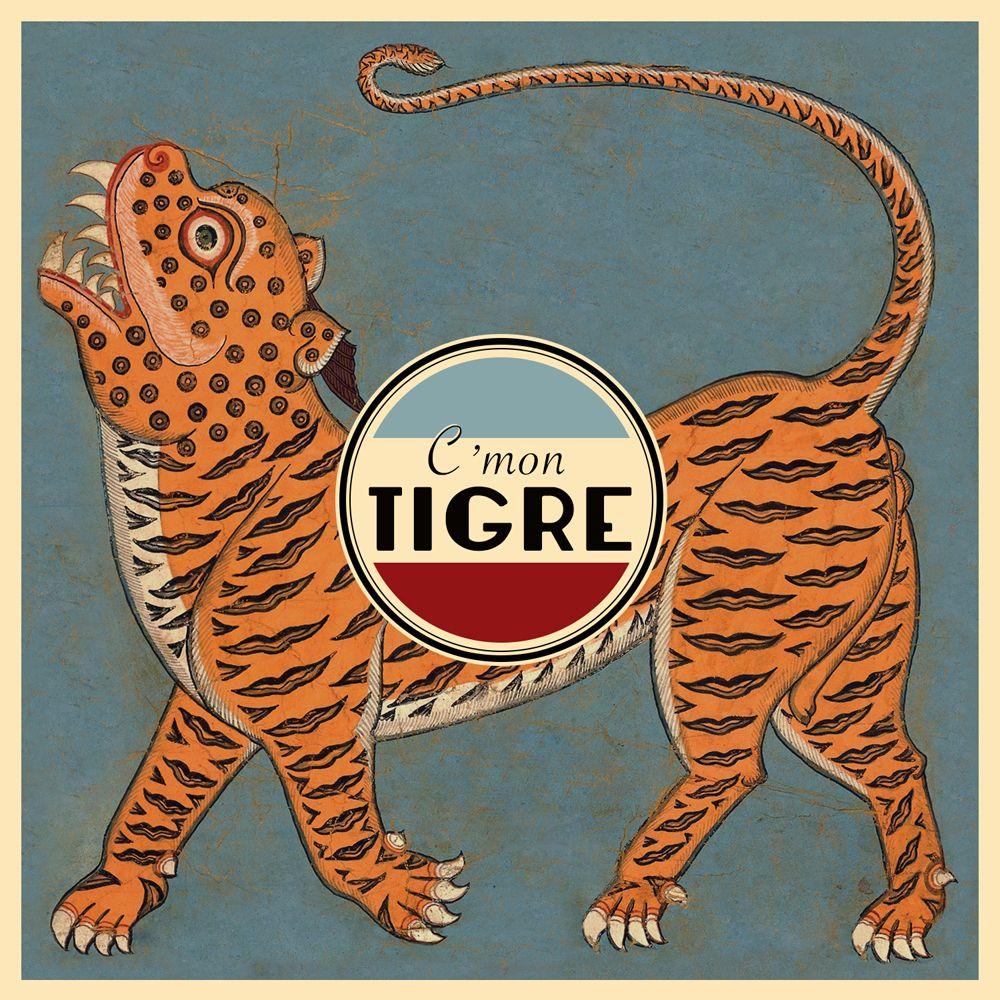 "Image of C'mon Tigre ""Self Titled"" CD"