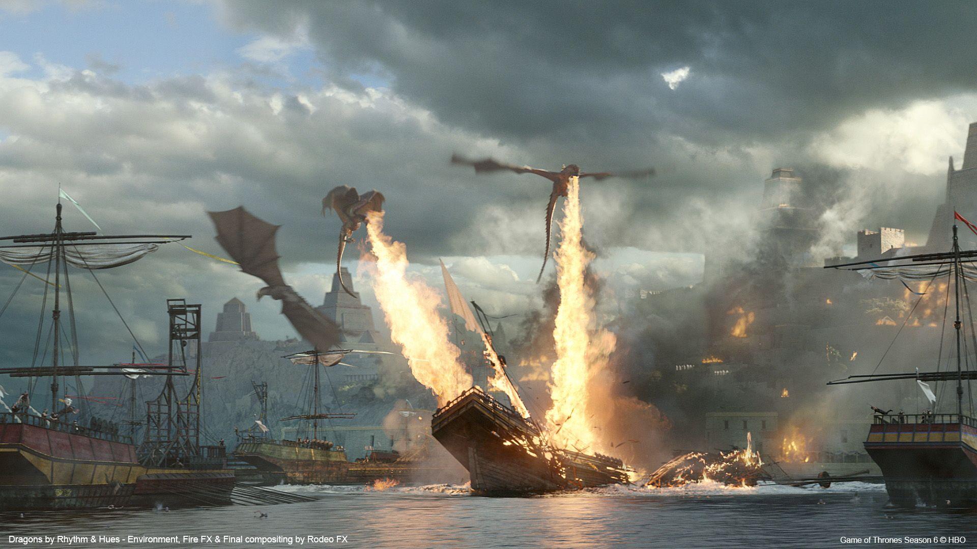 Dragons game of thrones colors - Game Of Thrones 15 Personagens Que Podem Morrer Na 7 Temporada