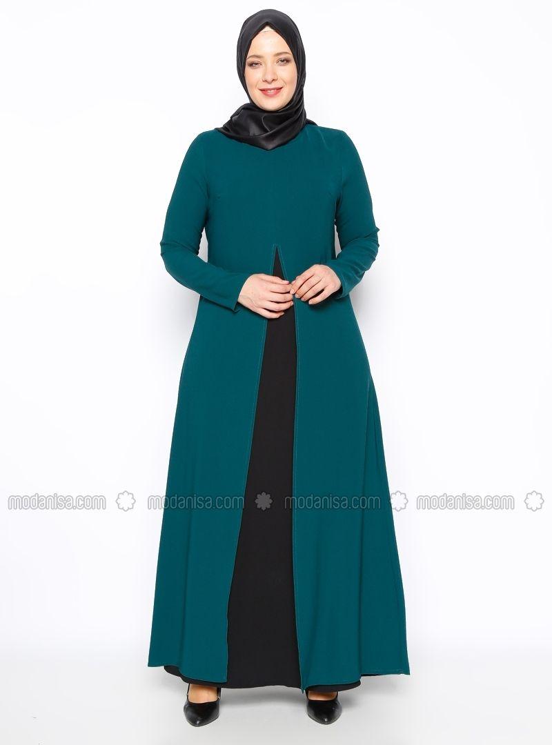 Robe – Vêtements Modanisa Grande Taille Élégants Soiree Des De Pour fg00wqPxRd