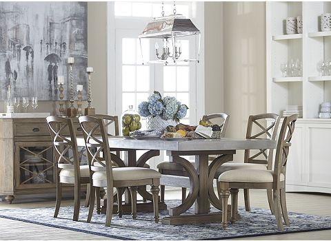 Lakeview Dining Room Delectable Alternate Lakeview Rectangular Concrete Dining Table Image  For Inspiration