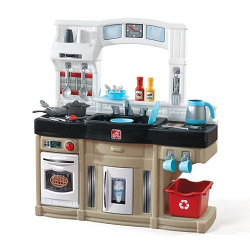 Step2 Modern Cook Play Kitchen Set Play Kitchen Sets Play Kitchen Kitchen Sets