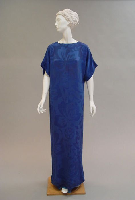 Paul Poiret dress ca. 1911 via The Costume Institute of the Metropolitan Museum of Art
