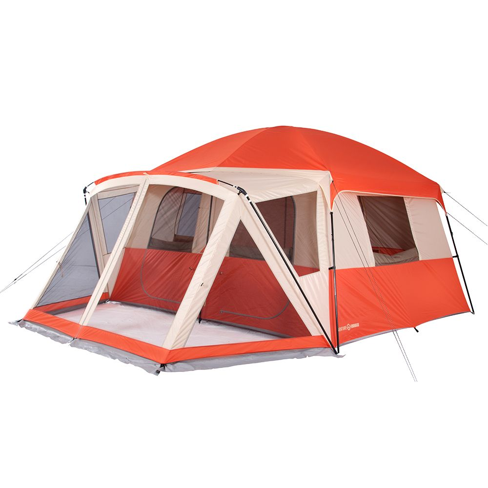 North Shore 8 Person Cabin Tent In 2021 Cabin Tent Tent Cool Tents