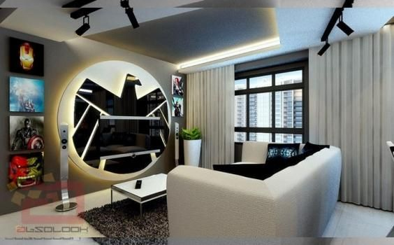 habitaciones decoradas de superheroes - Buscar con Google