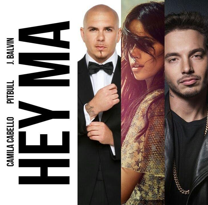 Hey Ma by J Balvin & Pitbull Spanish songs, Spanish song