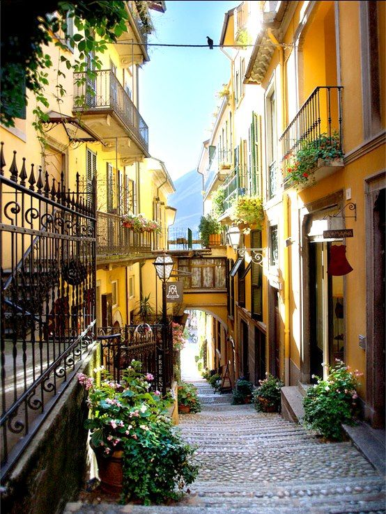 Bellagio Village, Lake Como