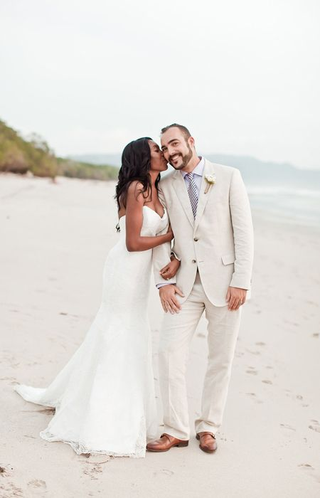 Brides An Intimate Destination Wedding In Santa Teresa Costa Rica