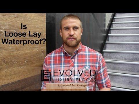 Is Loose Lay Vinyl Waterproof Watch This Video To Find