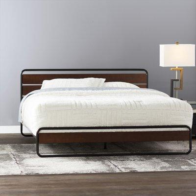 Wade Logan Barba Platform Bed Platform Bed Platform Bed Sets Bed