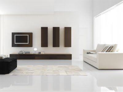 Fotos de Salas con Mueble para TV muebles para TV, De salas y Tv - mueble minimalista
