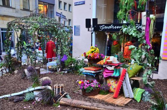 Konzeptladen in Nürnberg