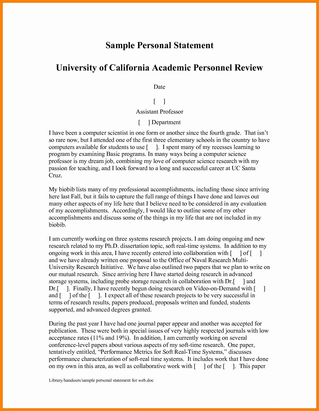 Accounting Career Goals Essay Awesome 9 Writing A Personal Statement For Grad School Personal Statement School Essay Admissions Essay