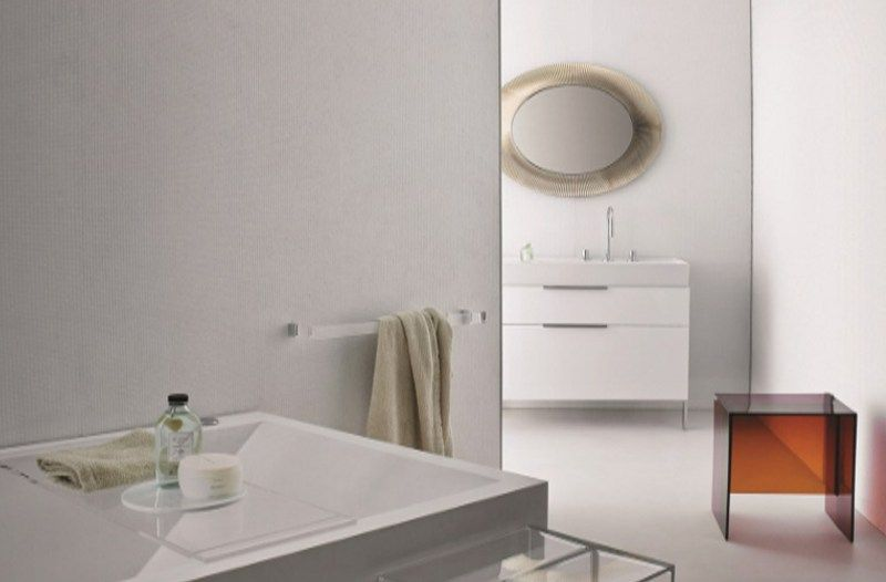Kartell Bagno ~ Category: 8. residential product design practice: laufen mirrors