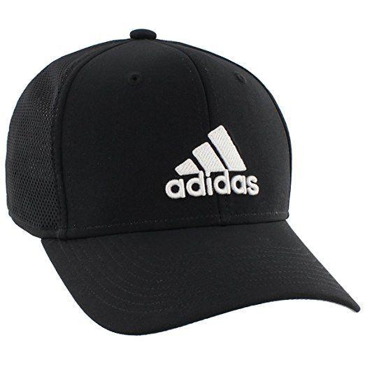 54d2370750c adidas Men s Adizero Scrimmage Stretch Fit Cap - Large XL