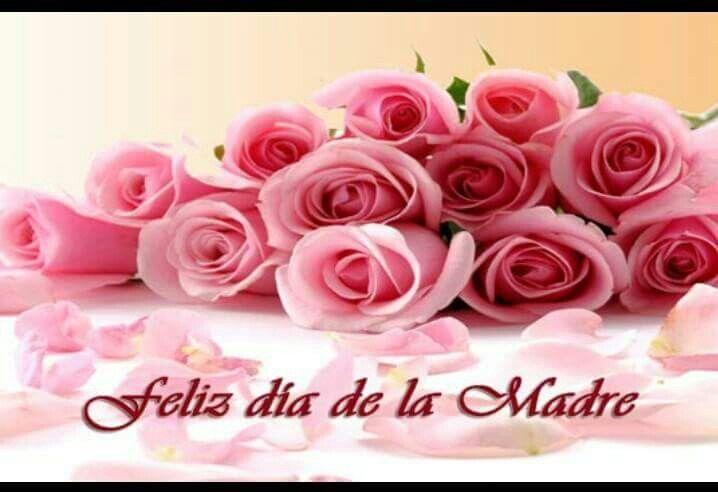Feliz Dia De La Madre Happy Birthday Flower Happy Rose Day Wallpaper Birthday Postcards