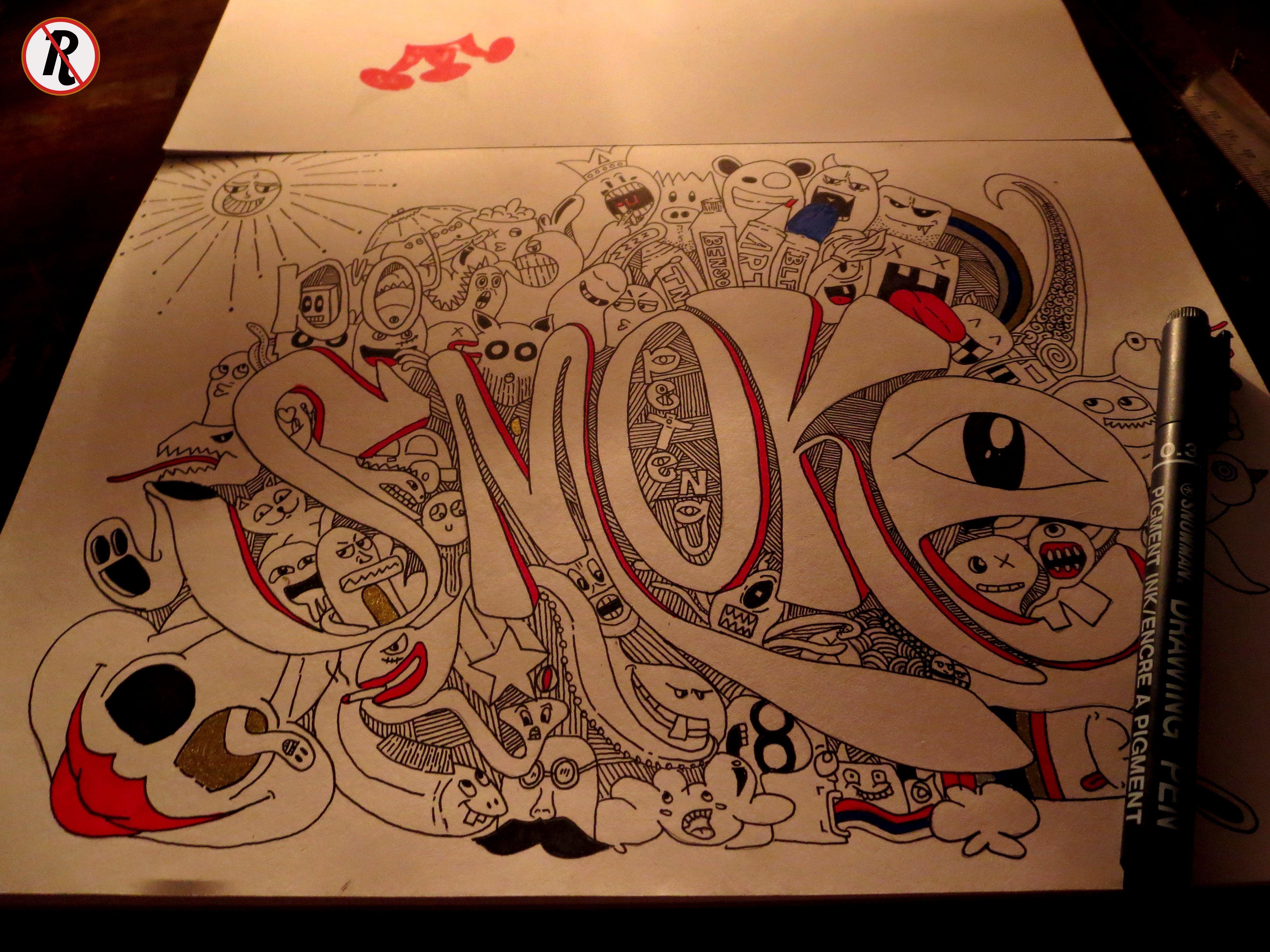 first doodle art #doodleart