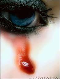 Ojos Llorando Sangre Buscar Con Google Maquillaje Ojos