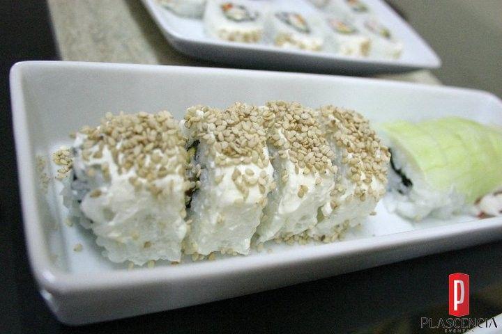 www.eventosplascencia.com Más que solo un momento #Barras de #Sushi #Boda #XVaños #Eventos #Organización #Wedding #Planning
