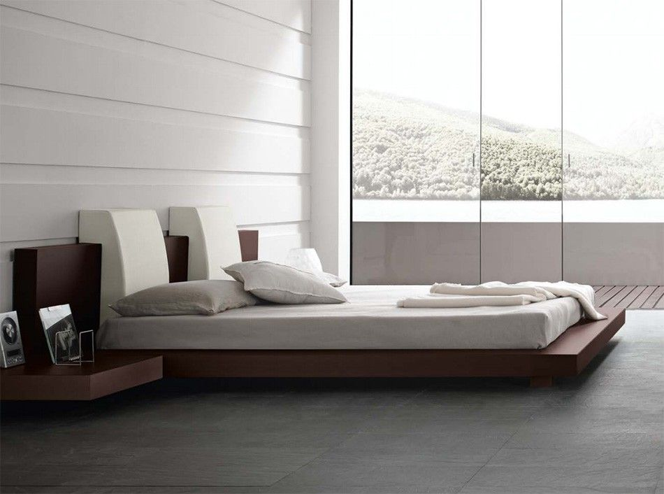 30 Modern Floating Bed Frame Ideas The Urban Interior Bed