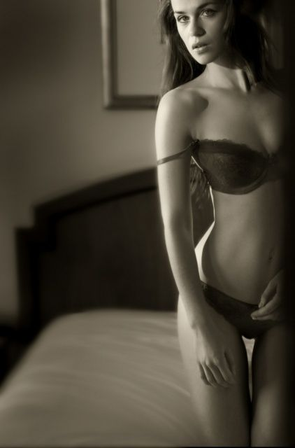 Gwendoline Taylor Model Photo