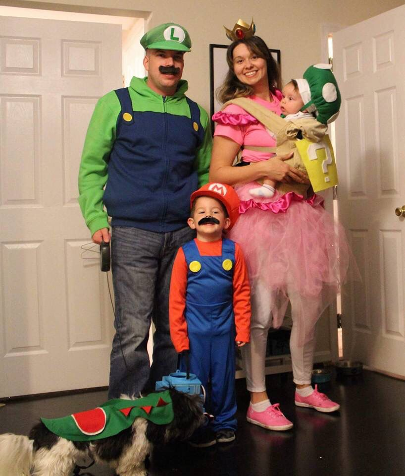 Mario Diy Halloween Decorations Family Halloween