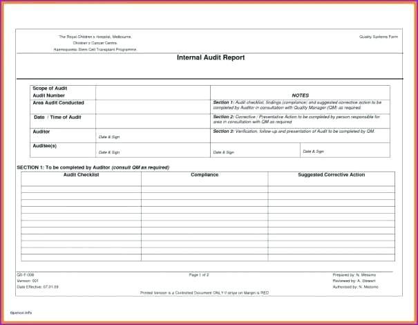 Security Audit Report Template 6 Templates Example Templates Example Internal Audit Audit Report Template