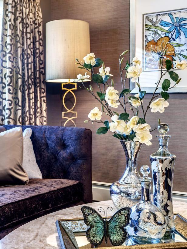 Traditional | Living Rooms | Sue Adams : Designer Portfolio : HGTV - Home & Garden Television
