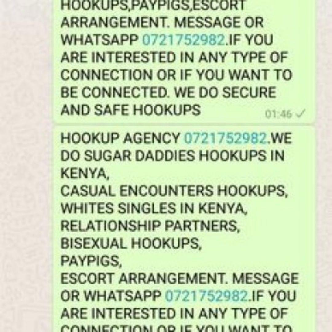 Whatsapp dating group in kenya
