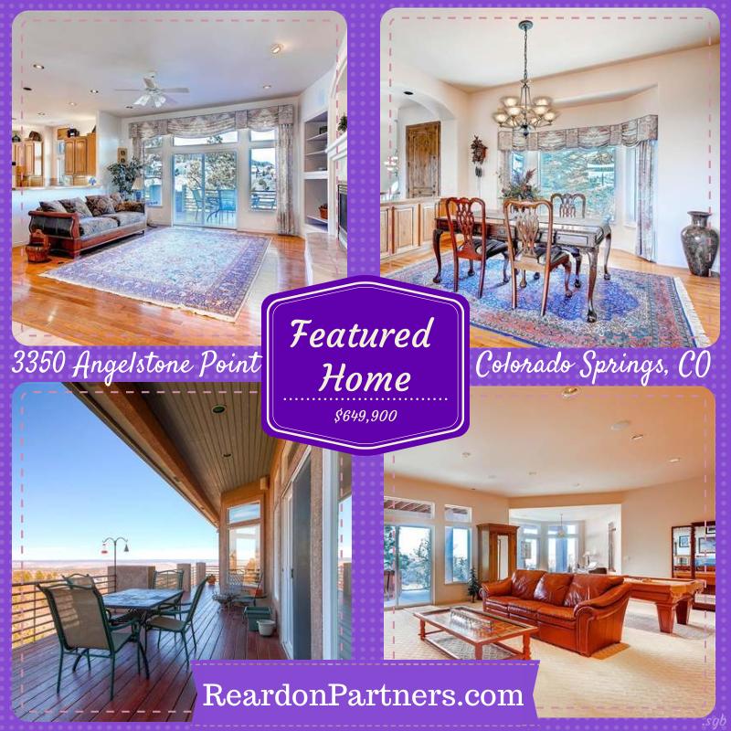 Lamps Colorado Springs: 5 Bedrooms, 4 Bathrooms, 3-car Garage, 1.28 Lot Acres 3350