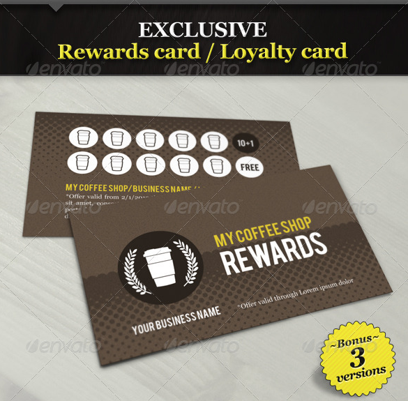 Loyalty card template free radiotodorock makeup business cards templates free images templates example accmission Gallery