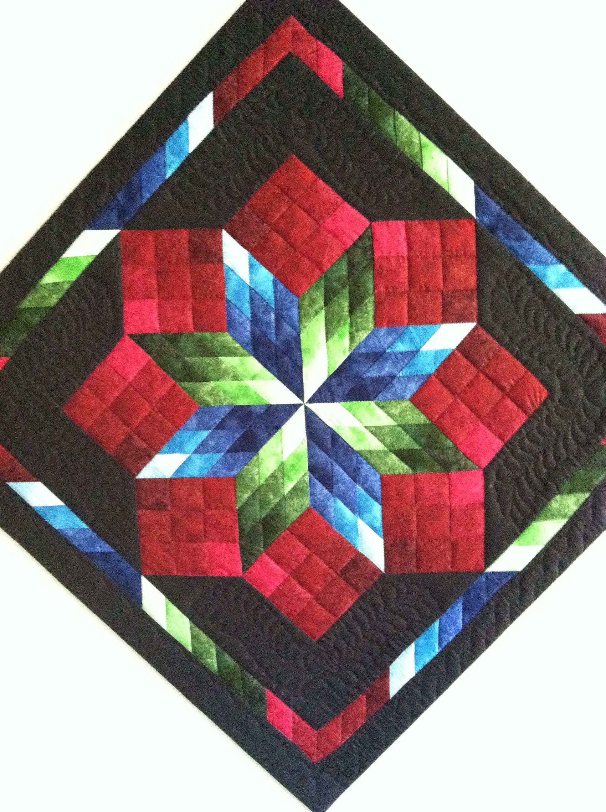 Amish wall hanging quilt | Quiltausstellungen | Pinterest ... : amish quilt wall hangings - Adamdwight.com