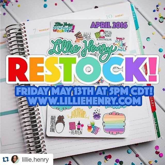So excited! I love LH stickers and there were a few sheets that I missed out on during the last NSW! Mark your calendars!  #lillehenry #stickers #stickerlove #stickeraddict #erincondren #weloveec #plannergoodies #plannerstickers #Filofax #plannergirl #plannerlove #planner #plannercommunity #plannernerd #plannerjunkie by sparkle321_plans
