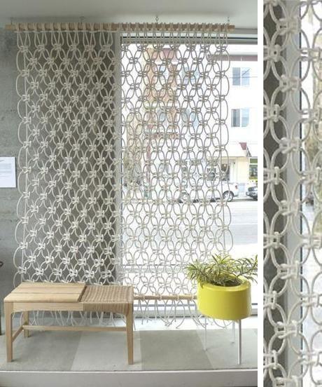Separa ambientes sin ocultarlos separar oculto y for Ideas para separar ambientes pequenos