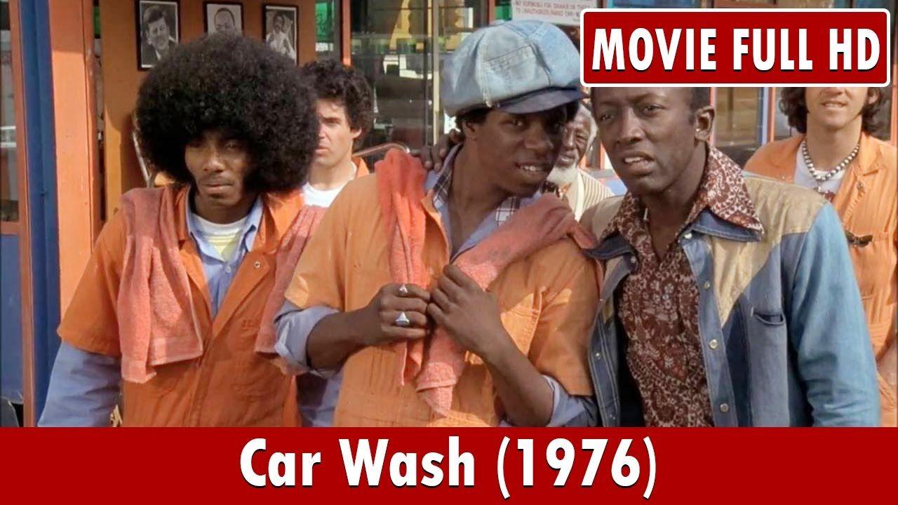Car Wash (1976) Movie ** Richard Pryor, Franklyn Ajaye