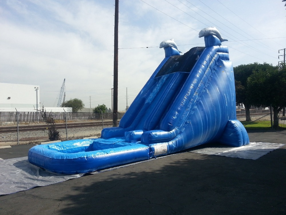 2200.00$  Buy here  - (China Guangzhou) manufacturers selling inflatable slides, inflatable castles, Inflatable bouncer  CHB-22