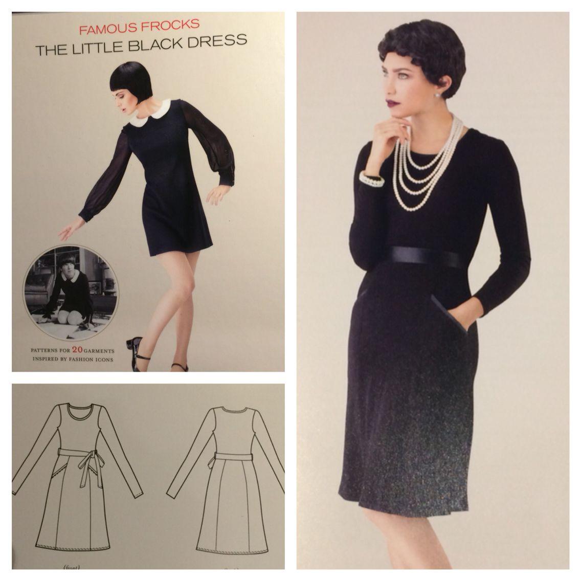 Coco Chanel Från Famous Frocks Little Black Dress. Har