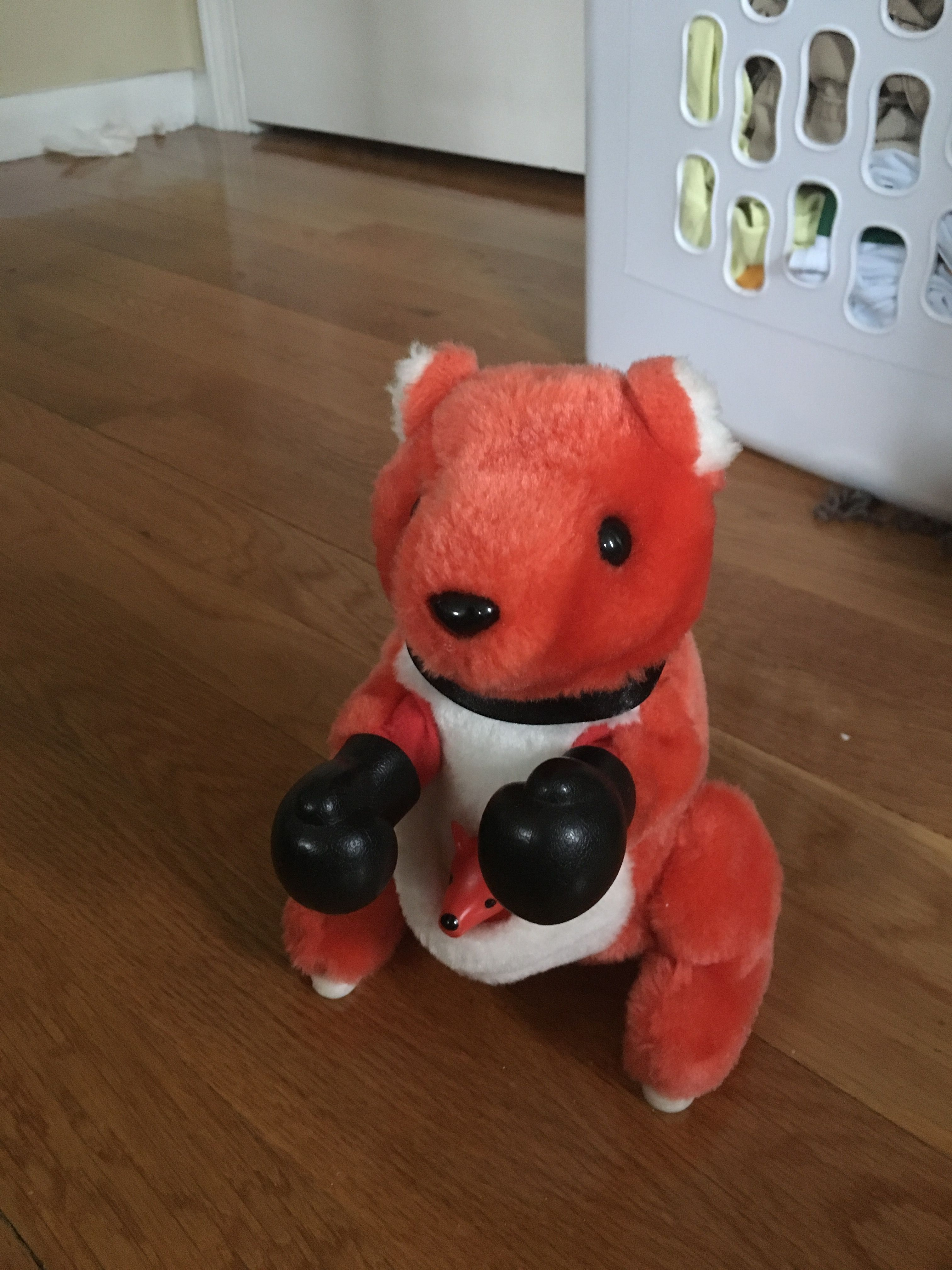 Boxing Kangaroo Also Does Not Work Baby Einstein Toys Einstein Toys Baby Einstein