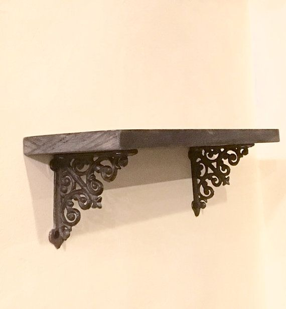 Mini Shelf Brackets Small