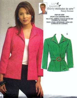 McCall's 5668  Size Miss 8-20