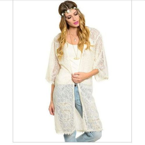 5c0145102fe Mommy Ivory Sheer Cover Up Long Sleeve by AbigailJadeBoutique ...